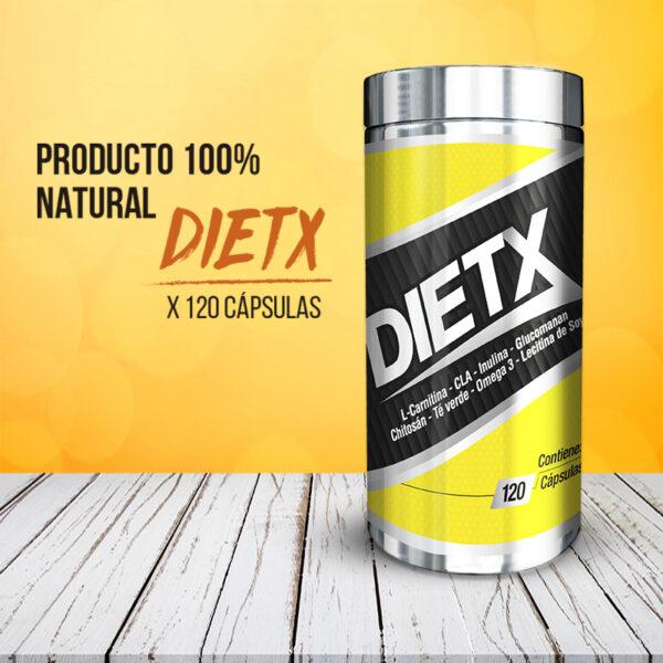 producto natural para adelgazar, dietx