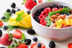 frutas para adelgazar, adelgazar, bajar de peso