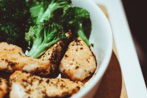 pechuga de pollo, dieta, adelgazar, bajar de peso